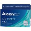 Air Optix Aqua (3шт)